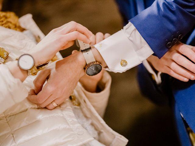 Le mariage de Benjamin et Marion à Le Touvet, Isère 38