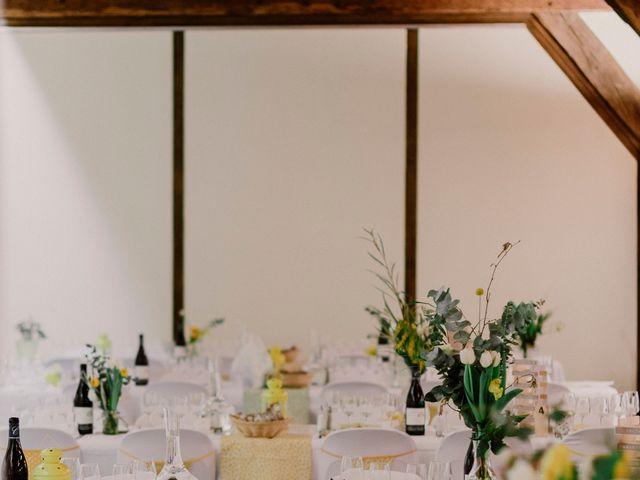 Le mariage de Benjamin et Marion à Le Touvet, Isère 41