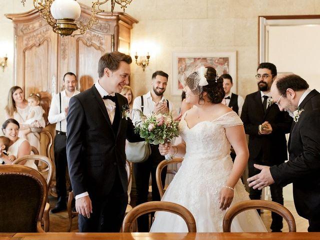 Le mariage de Hélène et Manuel à Aigues-Vives, Gard 2