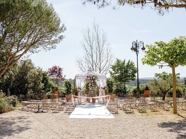 Le mariage de Hélène et Manuel à Aigues-Vives, Gard 21