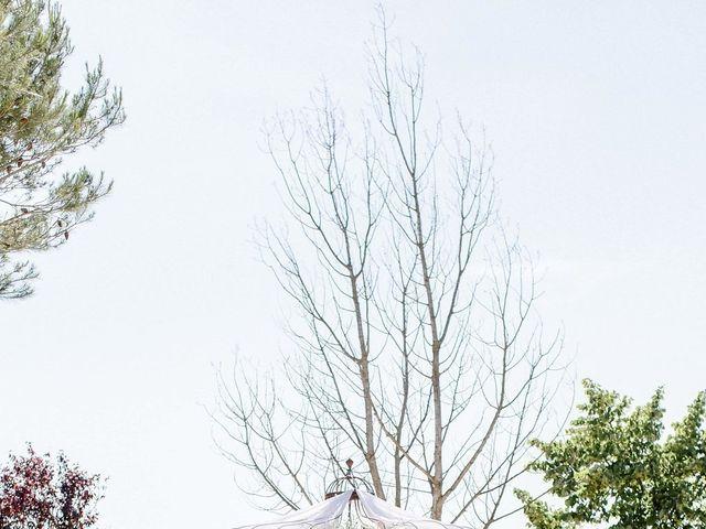 Le mariage de Hélène et Manuel à Aigues-Vives, Gard 22