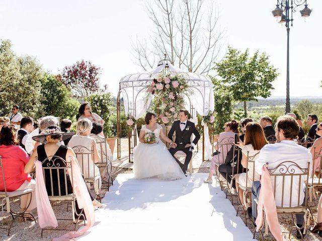 Le mariage de Hélène et Manuel à Aigues-Vives, Gard 32