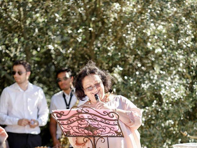 Le mariage de Hélène et Manuel à Aigues-Vives, Gard 36