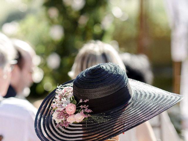 Le mariage de Hélène et Manuel à Aigues-Vives, Gard 38