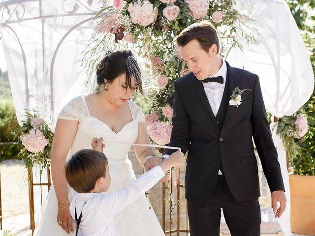Le mariage de Hélène et Manuel à Aigues-Vives, Gard 39