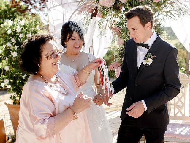 Le mariage de Hélène et Manuel à Aigues-Vives, Gard 40