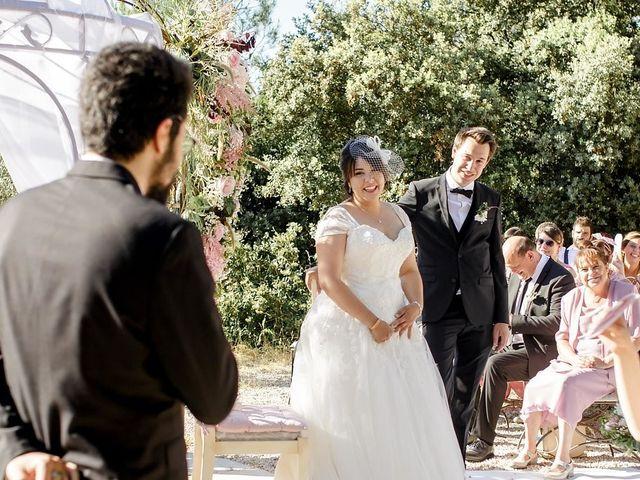 Le mariage de Hélène et Manuel à Aigues-Vives, Gard 41