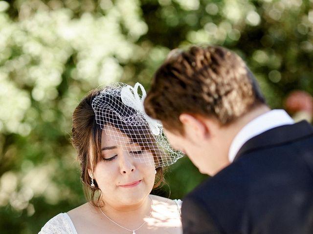 Le mariage de Hélène et Manuel à Aigues-Vives, Gard 43
