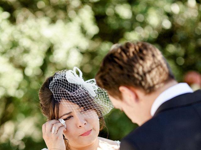 Le mariage de Hélène et Manuel à Aigues-Vives, Gard 44