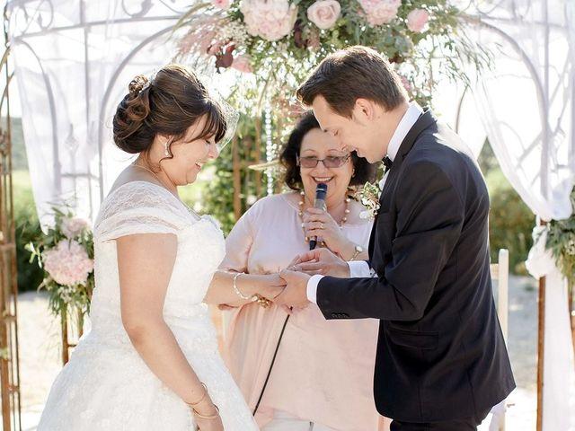 Le mariage de Hélène et Manuel à Aigues-Vives, Gard 46