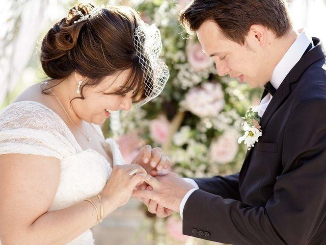 Le mariage de Manuel et Hélène