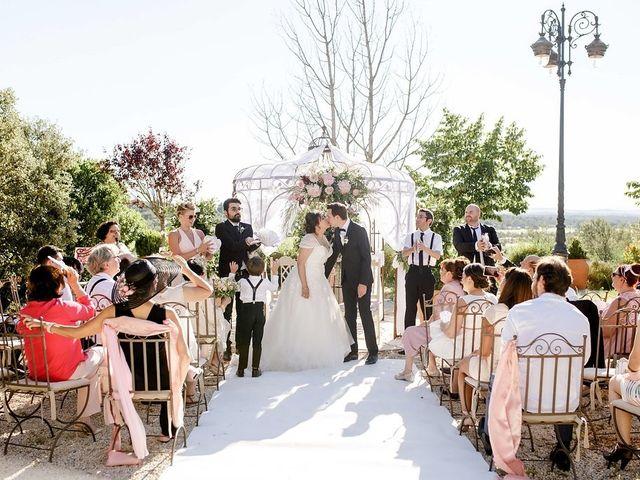Le mariage de Hélène et Manuel à Aigues-Vives, Gard 47