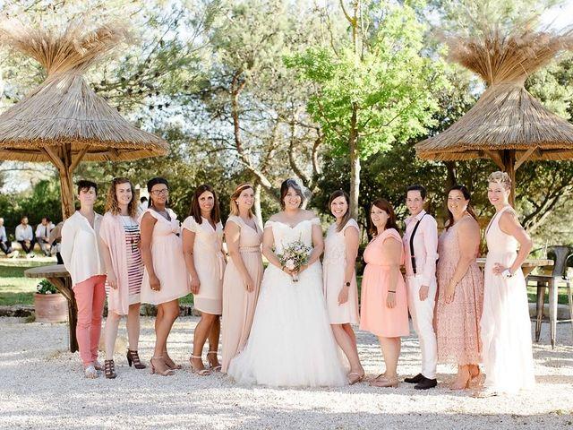 Le mariage de Hélène et Manuel à Aigues-Vives, Gard 52