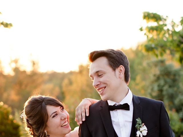 Le mariage de Hélène et Manuel à Aigues-Vives, Gard 60