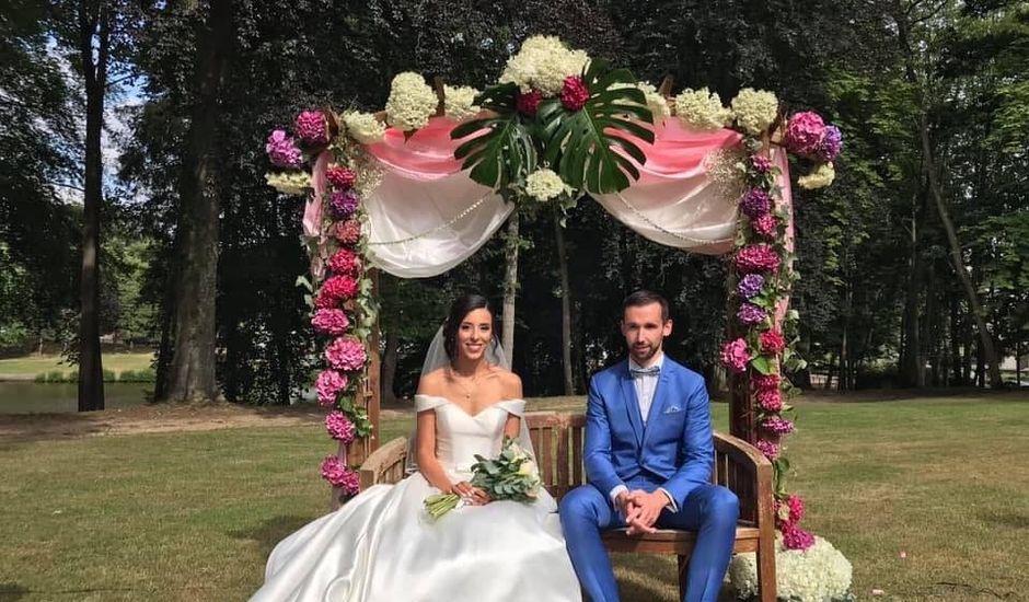Le mariage de Yasmine et Benjamin à Saint-Aubin-sur-Scie, Seine-Maritime