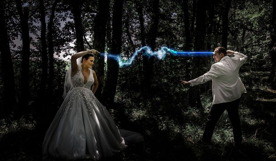 Le mariage de Nicolas et Audrey à Belleserre, Tarn
