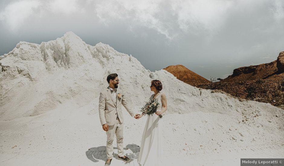 Le mariage de Jeremie et Mandy à Garons, Gard