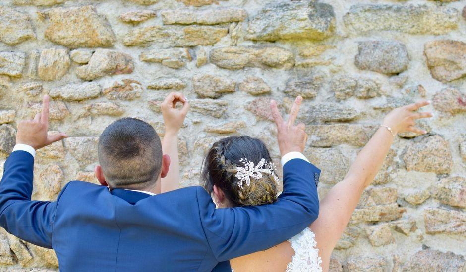 Le mariage de Gautier  et Blandine  à Saint-Maurice-en-Gourgois, Loire