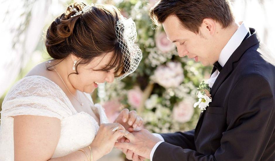 Le mariage de Hélène et Manuel à Aigues-Vives, Gard