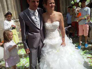 Le mariage de Celine et David