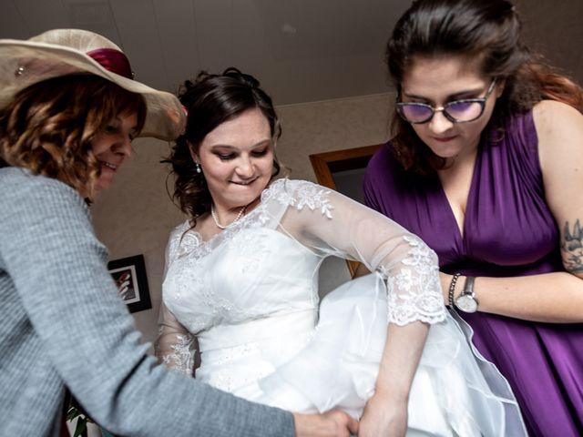Le mariage de Julien et Pauline à Soultzmatt, Haut Rhin 4