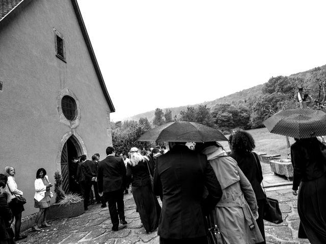 Le mariage de Julien et Pauline à Soultzmatt, Haut Rhin 5