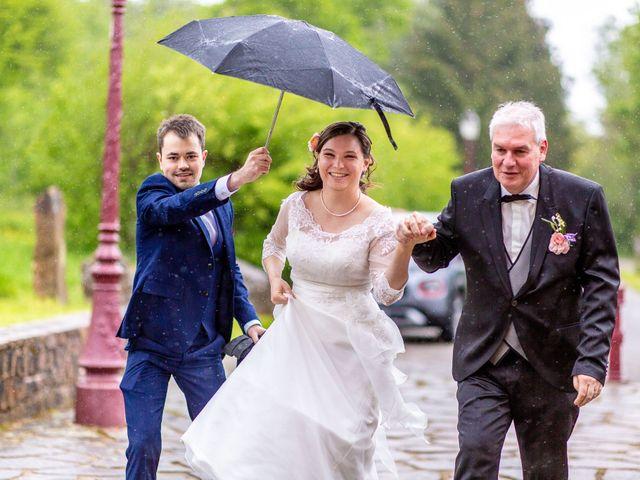 Le mariage de Julien et Pauline à Soultzmatt, Haut Rhin 7