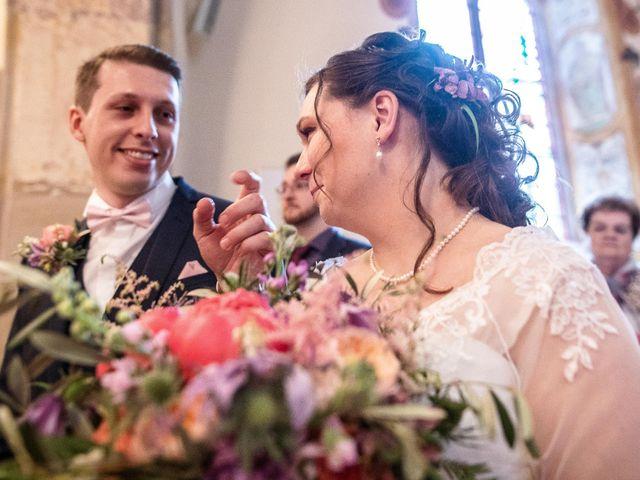 Le mariage de Julien et Pauline à Soultzmatt, Haut Rhin 9