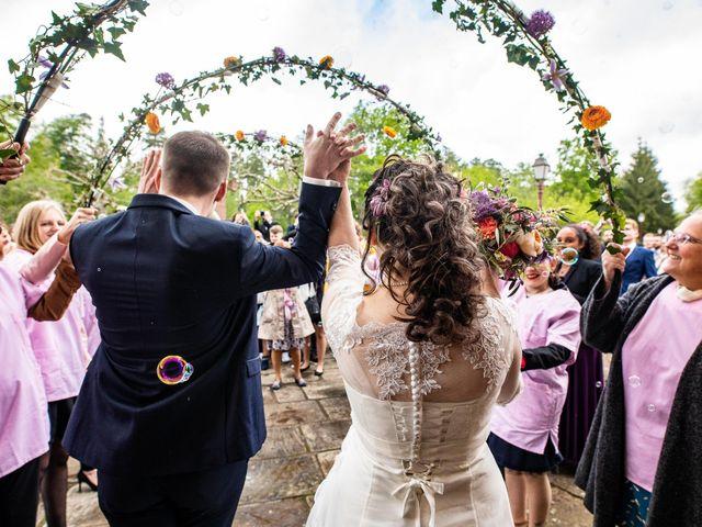 Le mariage de Julien et Pauline à Soultzmatt, Haut Rhin 11