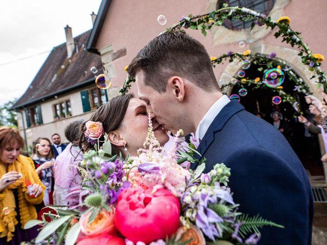 Le mariage de Julien et Pauline à Soultzmatt, Haut Rhin 12