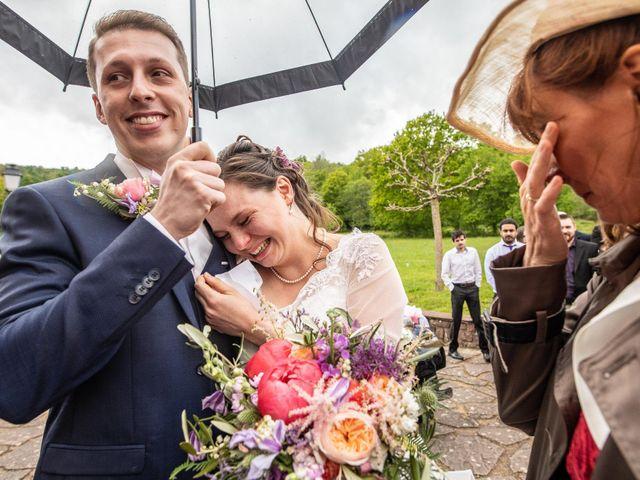 Le mariage de Julien et Pauline à Soultzmatt, Haut Rhin 13