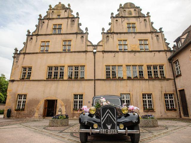 Le mariage de Julien et Pauline à Soultzmatt, Haut Rhin 20