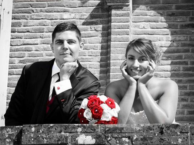 Le mariage de Jérémy et Audrey à Dieupentale, Tarn-et-Garonne 11