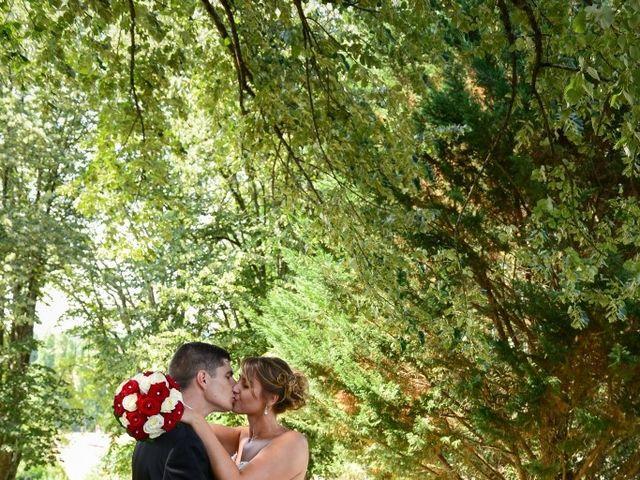 Le mariage de Jérémy et Audrey à Dieupentale, Tarn-et-Garonne 12