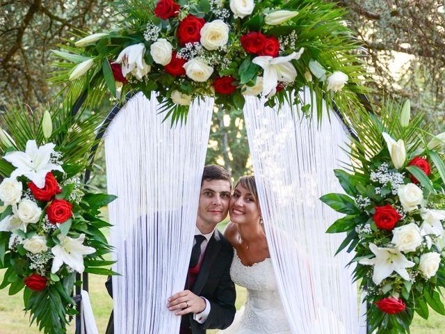 Le mariage de Jérémy et Audrey à Dieupentale, Tarn-et-Garonne 14