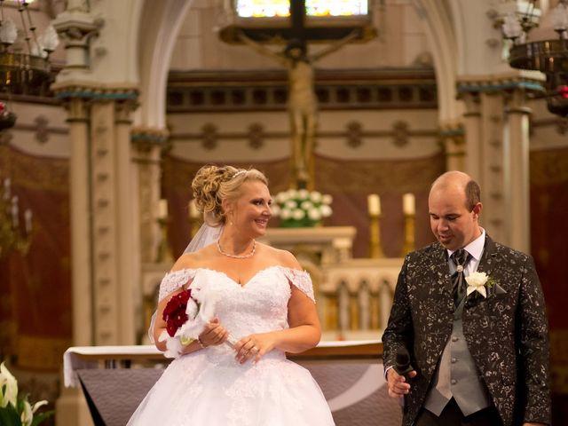 Le mariage de Benjamin et Sylvie à Wambrechies, Nord 36