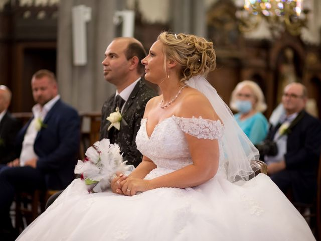 Le mariage de Benjamin et Sylvie à Wambrechies, Nord 38