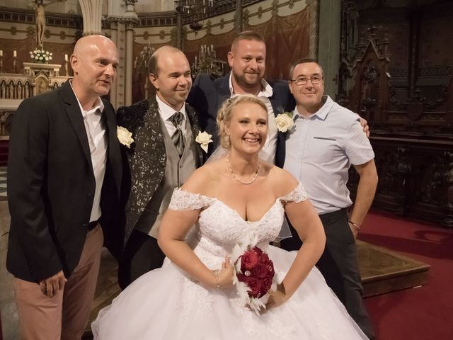 Le mariage de Benjamin et Sylvie à Wambrechies, Nord 54