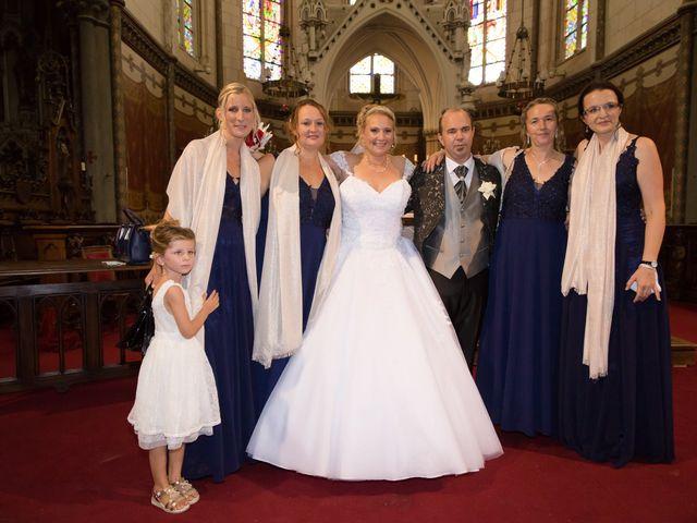 Le mariage de Benjamin et Sylvie à Wambrechies, Nord 55