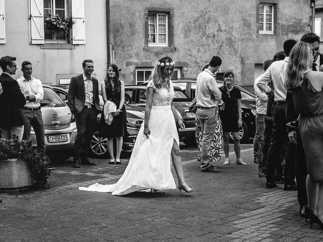 Le mariage de Louis-Marie et Hind à Scy-Chazelles, Moselle 11