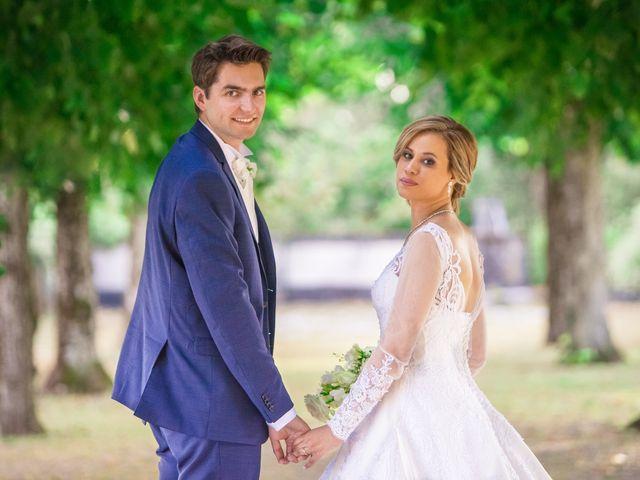 Le mariage de Louis-Marie et Hind à Scy-Chazelles, Moselle 25