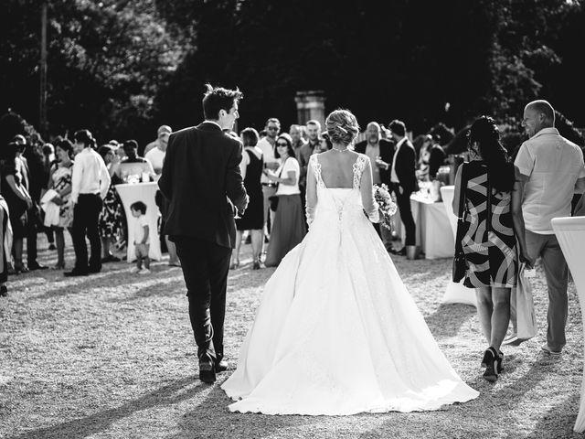 Le mariage de Hind et Louis-Marie