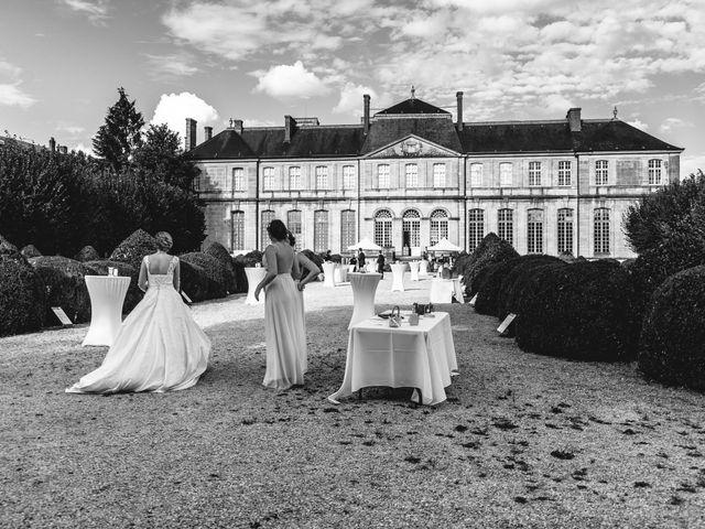 Le mariage de Louis-Marie et Hind à Scy-Chazelles, Moselle 22