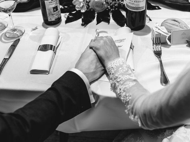 Le mariage de Louis-Marie et Hind à Scy-Chazelles, Moselle 30