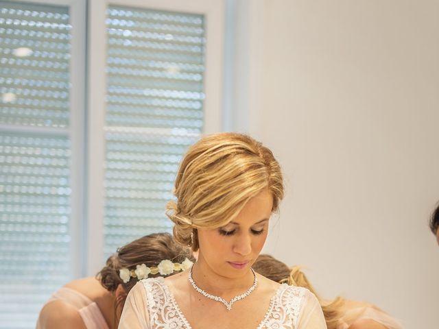 Le mariage de Louis-Marie et Hind à Scy-Chazelles, Moselle 4