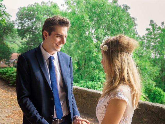 Le mariage de Louis-Marie et Hind à Scy-Chazelles, Moselle 14