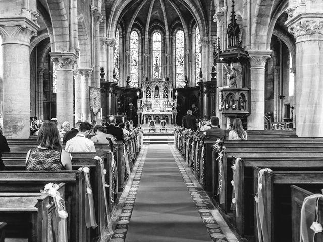 Le mariage de Louis-Marie et Hind à Scy-Chazelles, Moselle 15