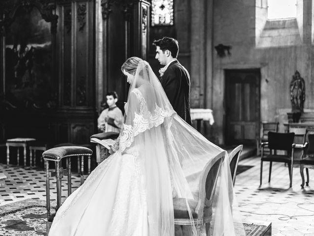 Le mariage de Louis-Marie et Hind à Scy-Chazelles, Moselle 17