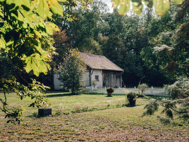 Le mariage de Gildéric et Camille à Saint-Valérien, Yonne 16