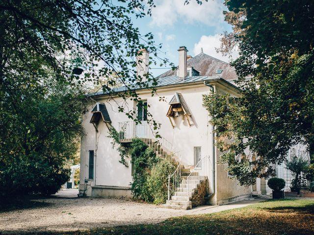 Le mariage de Gildéric et Camille à Saint-Valérien, Yonne 17